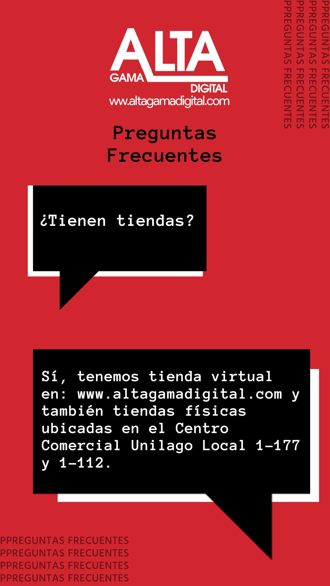 , PREGUNTAS FRECUENTES, 🥇 Portátiles Unilago Bogota 🥇 Alta Gama Digital